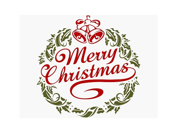 Frohe Weihnachten - Happy Christmas