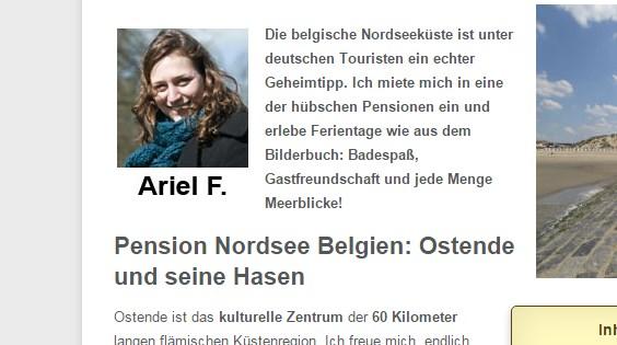 Anja Hartmann vs. Ariel F.
